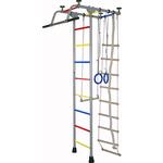 Купить Детский спортивный комплекс Крепыш плюс Т (0022)технические характеристики фото габариты размеры