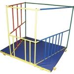 Купить Детский спортивный комплекс Ранний старт люкс базовая купить недорого низкая цена