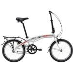 Купить Велосипед Stark Jam 20.1 SV серебристо-красный