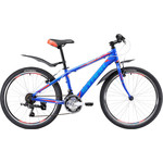 Купить Велосипед Stark Rocket 24.1 RV сине-красный