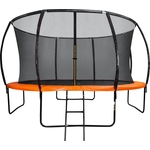 Купить Батут внутренняя сетка, лестница DFC Trampoline Kengoo 10FT-TR-E-BAS купить недорого низкая цена