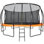 Купить Батут внутренняя сетка, лестница DFC Trampoline Kengoo 16FT-TR-E-BAS купить недорого низкая цена