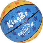 Купить Мяч Moove&Fun баскетбольный размер 7, материал резина, (вес 570-600 гр в надутом состоянии) KingBo KBB-007/KBRB-719 купить недорого низкая цена