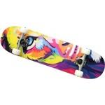 Купить Скейт Moove&Fun Скейтборд клен, цвет C, MP3108-11C купить недорого низкая цена