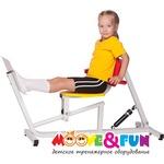 Купить Тренажер Moove&Fun ''Жим ногами'' MF-E07 отзывы покупателей специалистов владельцев