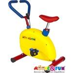Купить Велотренажер Moove&Fun механический (TFK-02/SH-002W) SH-002W купить недорого низкая цена