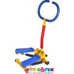Купить Тренажер детский Moove&Fun механический Степпер с ручкой (TFK-10/SH-10) купить недорого низкая цена