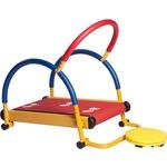 Купить Тренажер Moove&Fun механический Беговая дорожка с диском-твист (TFK-01-T/SH-01-T) купить недорого низкая цена