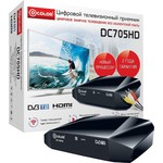 Тюнер DVB-T2 D-Color DC705HD