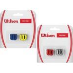 Купить Виброгаситель Wilson ProFeel (вулканизированная резина, красно-серебристый) купить недорого низкая цена