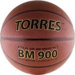 Купить Мяч баскетбольный Torres матчевый BM900 р.7 (синтетическая кожа) отзывы покупателей специалистов владельцев