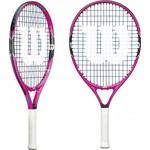 Купить Ракетка для большого тенниса Wilson Burn Pink 21 GR00000 купить недорого низкая цена