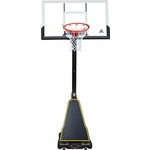 Купить Баскетбольная мобильная стойка DFC STAND50P 127x80 см поликарбонат