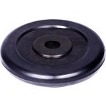 Купить Диск обрезиненный Titan 26 мм 10 кг черный отзывы покупателей специалистов владельцев