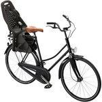 Купить Детское велосипедное кресло Thule Yepp Maxi Easy Fit, черныйтехнические характеристики фото габариты размеры