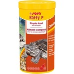 Корм SERA RAFFY P Carnivor Sticks Staple Food for Terrapins палочки для плотоядных водных черепах 1л (207г)