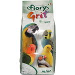 Песок Fiory Sea Grit Mint с ароматом мяты для птиц 1кг
