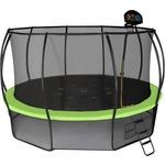 Купить Батут Hasttings Air Game Basketball (4,6 м) купить недорого низкая цена
