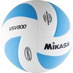 Купить Мяч волейбольный Mikasa VSV800 WB (р. 5) купить недорого низкая цена