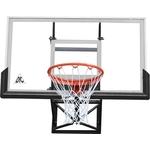 Купить Баскетбольный щит DFC BOARD72G 180x105 см стекло 10мм купить недорого низкая цена