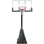 Купить Баскетбольная мобильная стойка DFC STAND54P2 136x80 см поликарбонат купить недорого низкая цена