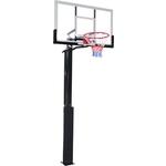 Купить Баскетбольная стационарная стойка DFC ING50A 127x80 см акрил купить недорого низкая цена