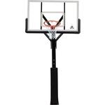 Купить Баскетбольная стационарная стойка DFC ING60A 152x90 см акрил купить недорого низкая цена