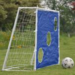 Купить Ворота игровые DFC GOAL302T 302x200x130 см с тентом для отрабатывания ударов купить недорого низкая цена