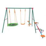 Купить Детский комплекс c качелями DFC MSW-01 купить недорого низкая цена