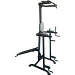 Купить Стойка для подтягиваний DFC со скамьей VT-7005 купить недорого низкая цена