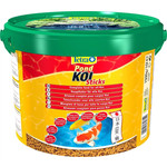 Корм Tetra Pond Koi Sticks Complete Food for All Koi палочки для кои 10л