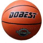 Купить Мяч баскетбольный Dobest RB5 р.5 резина отзывы покупателей специалистов владельцев