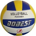 Купить Мяч волейбольный Dobest PU038 клеенныйтехнические характеристики фото габариты размеры