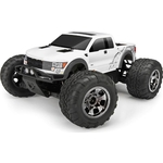 Радиоуправляемый монстр HPI Racing Racing Savage XS Flux Ford SVT Raptor BL 4WD RTR масштаб 1:12 2.4G