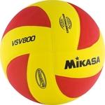Купить Мяч волейбольный Mikasa VSV800 р.5 купить недорого низкая цена