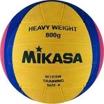Купить Мяч для водного поло Mikasa WTR9W женский (длина окружности 65-67 см)технические характеристики фото габариты размеры