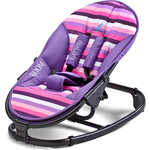 Шезлонг Caretero Boom Purple (фиолетовый) (TERO-80604)