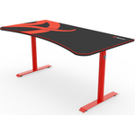 Стол для компьютера Arozzi Arena Gaming Desk red