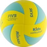 Купить Мяч волейбольный Mikasa SKV5-YLG р. 5 купить недорого низкая цена