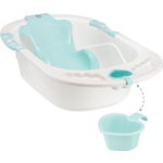 Ванна детская Happy Baby BATH COMFORT aquamarine (4690624021046)