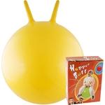 Купить Мяч-попрыгун Innovative Стандарт (17100) желтый купить недорого низкая цена