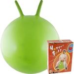 Купить Мяч-попрыгун Innovative Стандарт (17100) салатовый купить недорого низкая цена