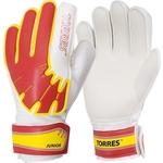 Купить Перчатки вратарские Torres Jr (FG05016-RD) р.6 купить недорого низкая цена