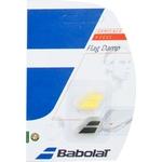 Купить Виброгаситель Babolat Flag Damp (черный) 700032-142, черно-желтый купить недорого низкая цена