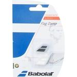 Купить Виброгаситель Babolat Flag Damp (черный) 700032-145, черно-белый купить недорого низкая цена
