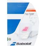 Купить Виброгаситель Babolat Flag Damp (черный) 700032-184, бело-розовый купить недорого низкая цена