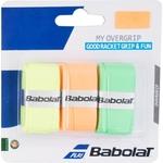 Купить Овергрип Babolat MY GRIP 653045-215 (0.6 мм. 3 шт) купить недорого низкая цена