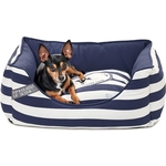 Лежанка Hunter Dog Sofa Yahting Clab S для собак 60х40см