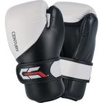 Купить Перчатки Century спарринговые C-Gear white/black XL купить недорого низкая цена