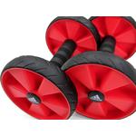 Купить Ролик для пресса Adidas ADAC-11604 (пара) купить недорого низкая цена